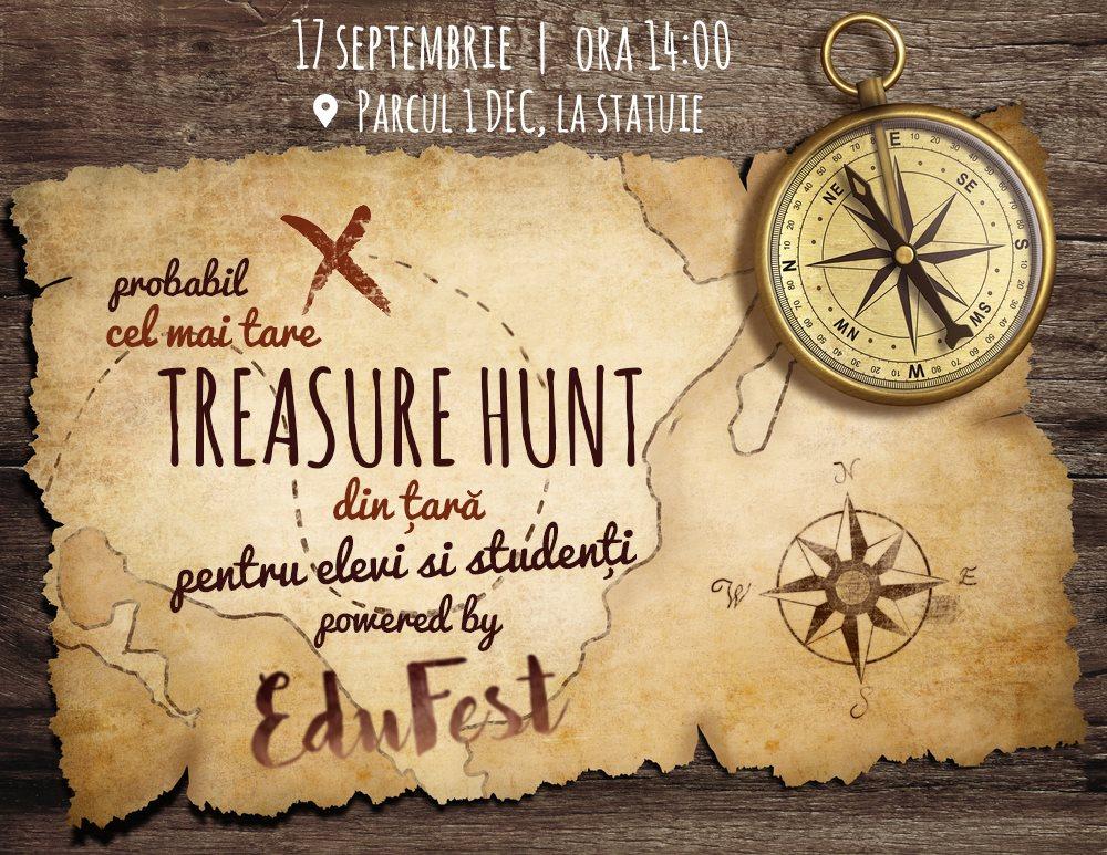 Treasure Hunt Edufest, Oradea