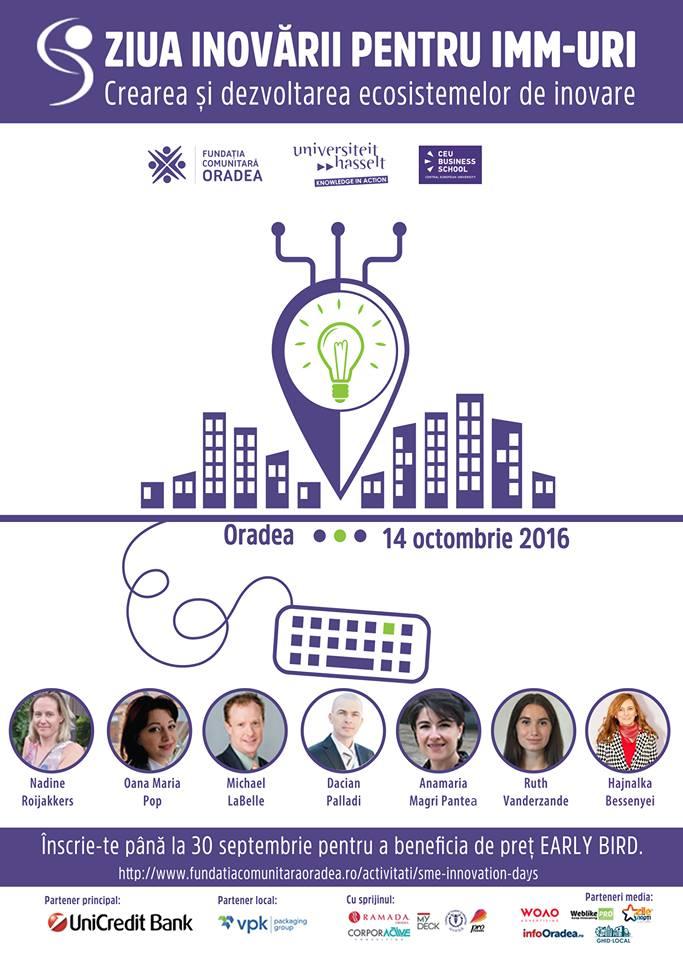 Ziua Inovării pentru IMM-uri