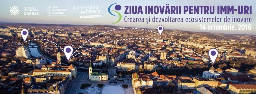 Ziua Inovării pentru IMM-uri, Fundația Comunitară Oradea