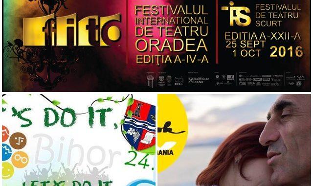 Ce poți face în weekendul 23 – 25 septembrie? - Ghid Local Oradea