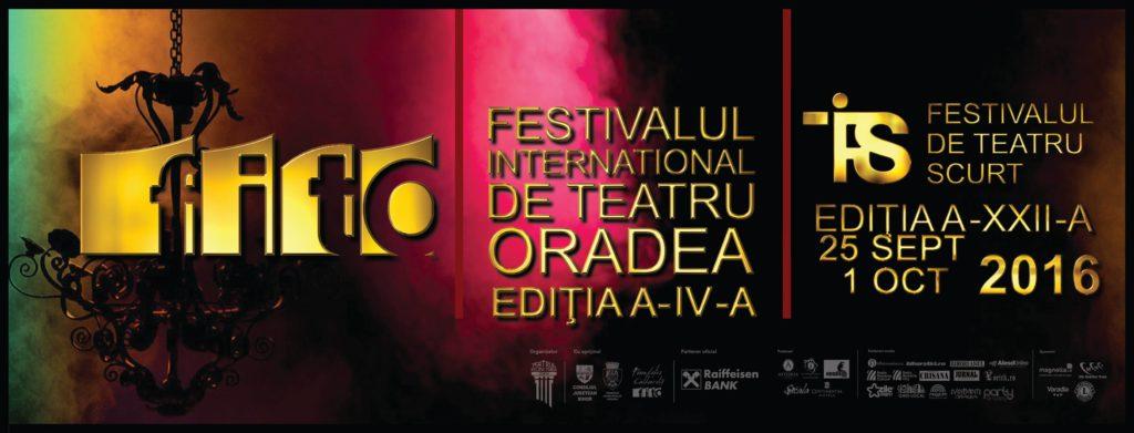 Festivalul Internațional de Teatru Oradea 2016