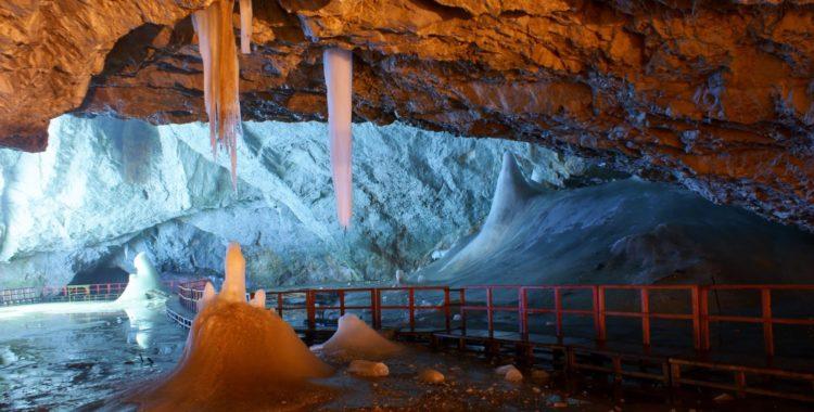 Peștera Scărișoara, județul Alba