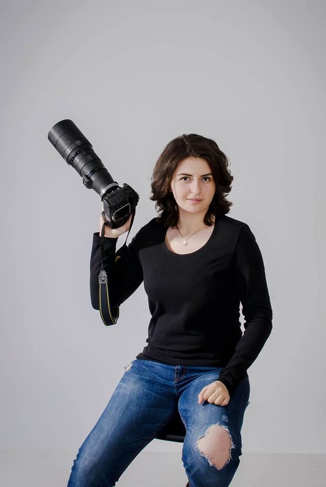 Fotograf și am un nume: Amy Gherdan