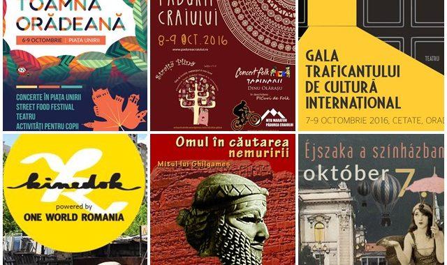 Ce poți face în weekendul 7 - 9 octombrie? - Ghid Local Oradea