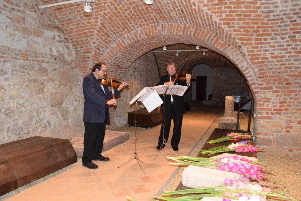 Concert de duete Duo Varadiensis