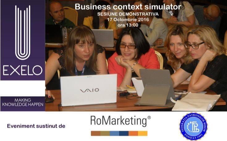 DEMO Simulator de afaceri - Oradea