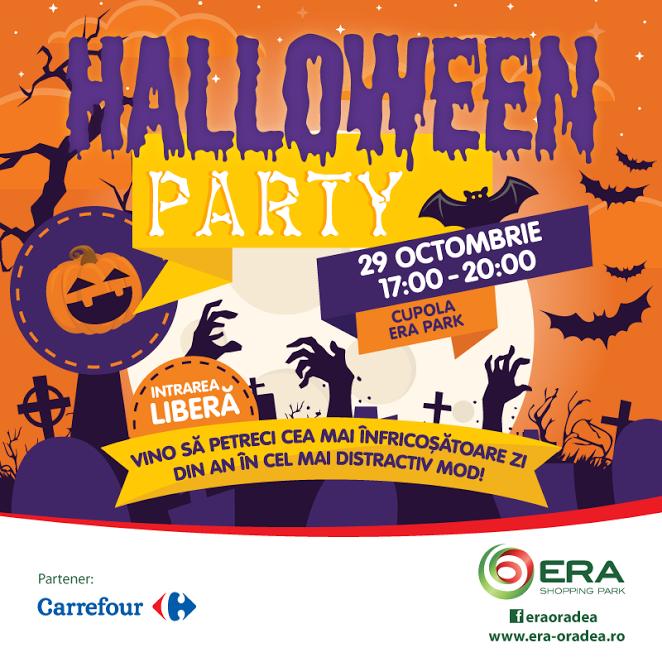 ERA Park te invită la Halloween Party!