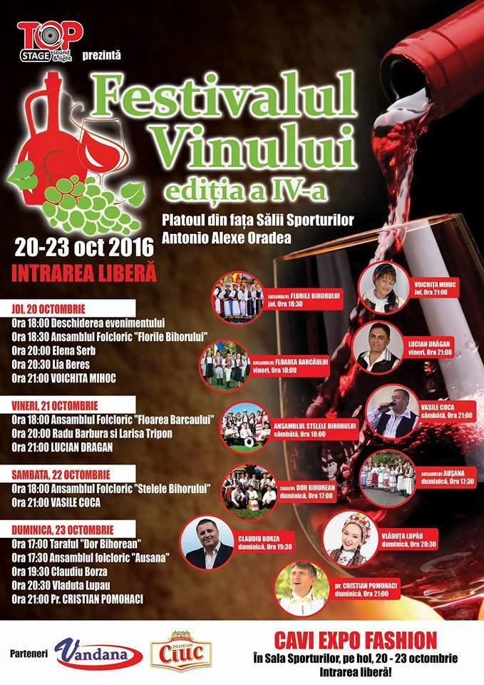 Festivalul Vinului, ediția a IV-a