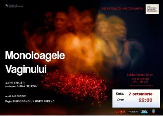 Gala Traficantului de Cultură Internațional - Monoloagele vaginului