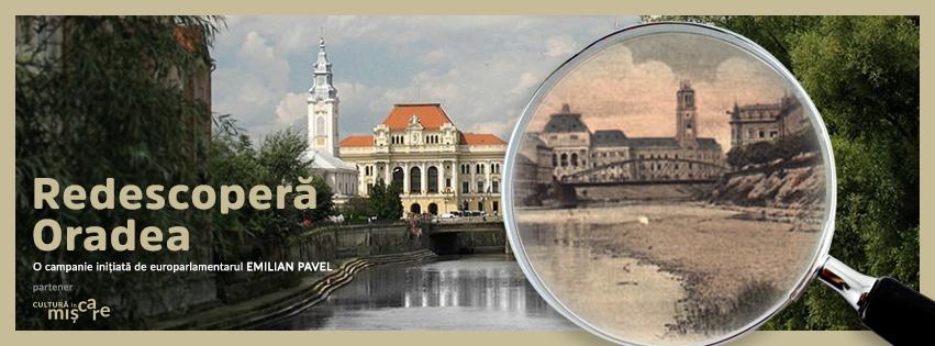 Vânătoare de comori: Redescoperă Oradea