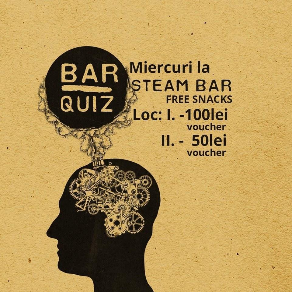 Steam Bar Quiz