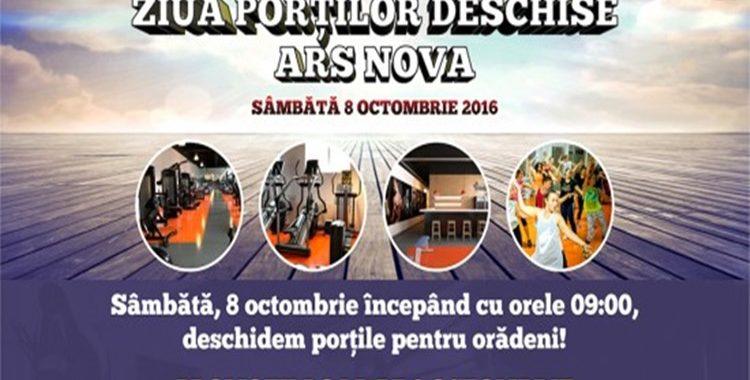 Ars Nova - Ziua porților deschise