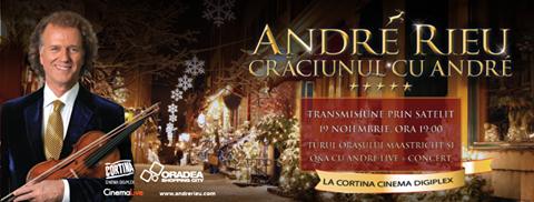 Crăciunul cu Andre