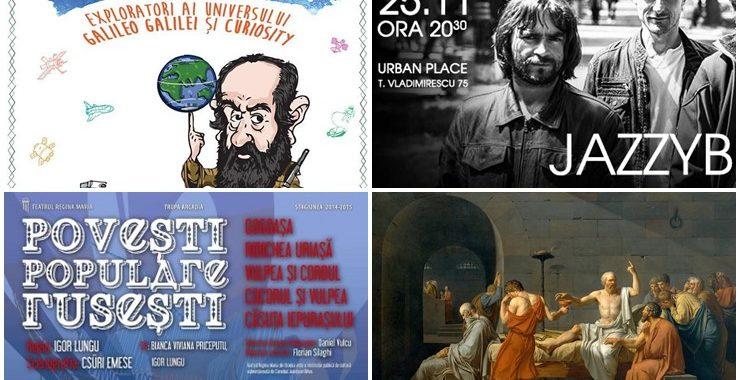 Ce poți face în weekendul 25 – 27 noiembrie 2016? - Ghid Local Oradea