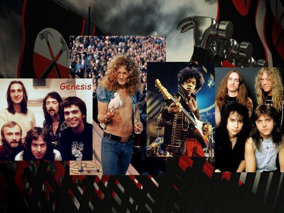 Cineclub Marienbad: Ce spune muzica ROCK?