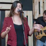 La Jazzybirds la concert...