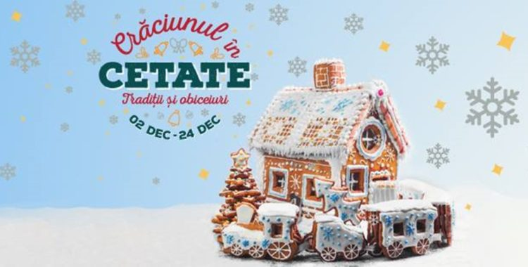 Crăciunul în Cetatea Oradea