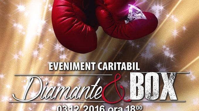 Eveniment caritabil: Diamante & Box