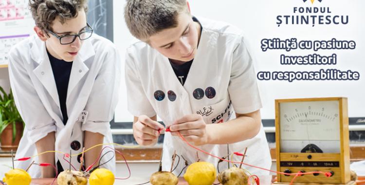 Fondul Științescu Oradea 2016