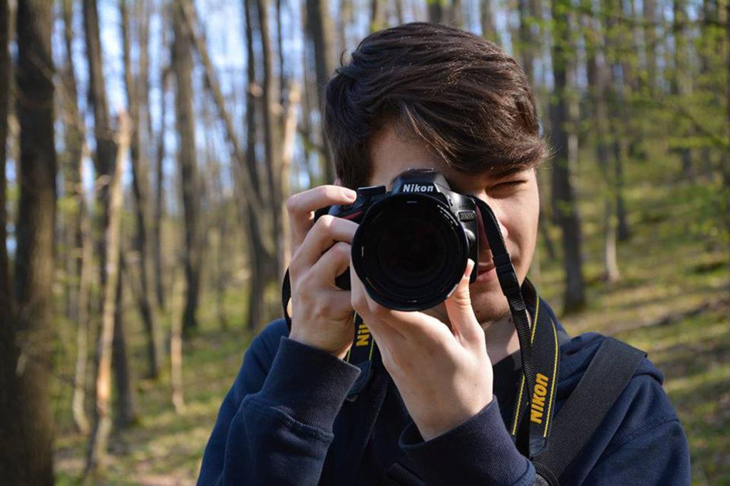 Sunt fotograf și am un nume: Tudor Vâșcan