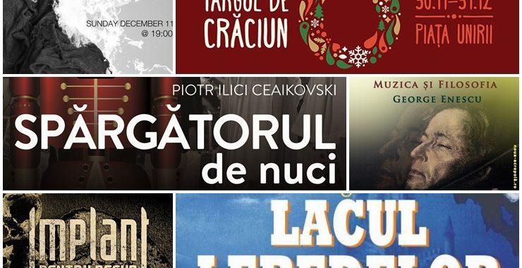 Ce poți face în weekendul 9 – 11 decembrie 2016? - Ghid Local Oradea