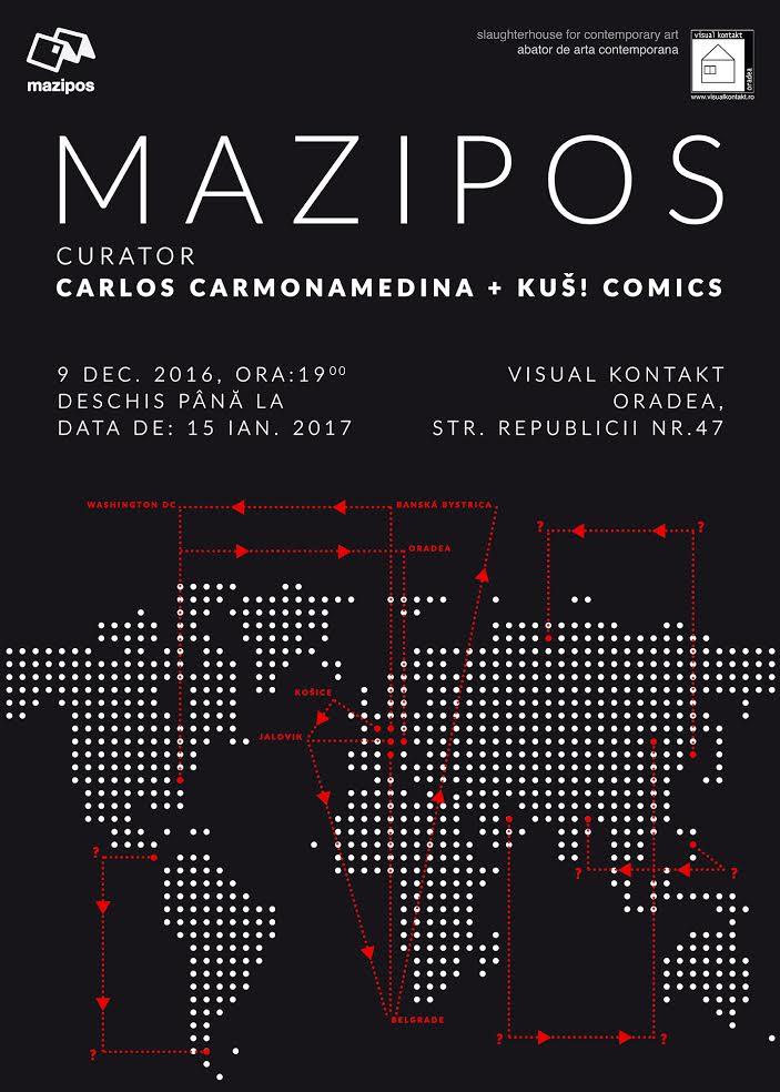 Mazipos: Mail, Zine, Poster