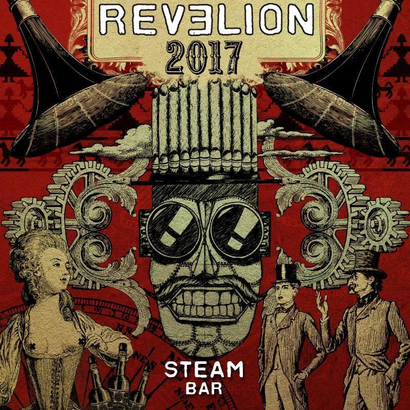 Revelion 2017 - Steam Bar