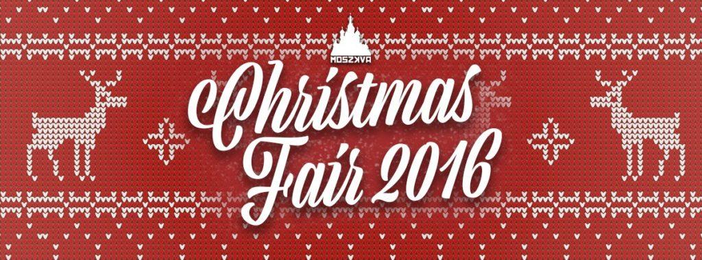 Christmas Fair la Moszkva Cafe
