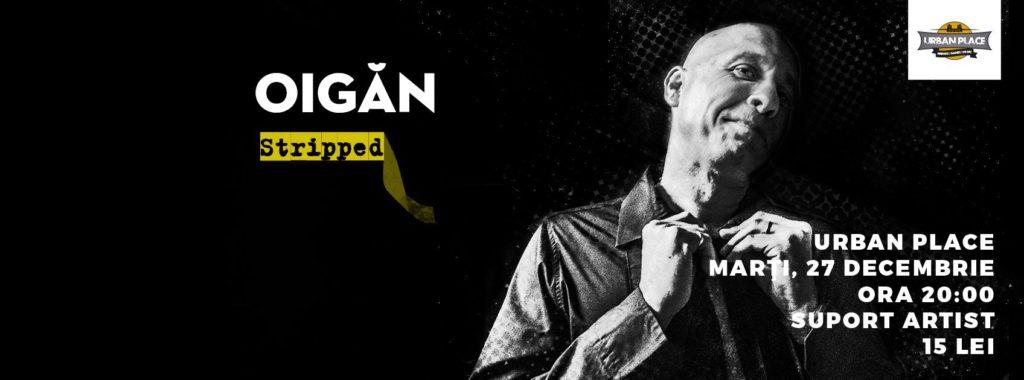 Concert Oigăn - stripped