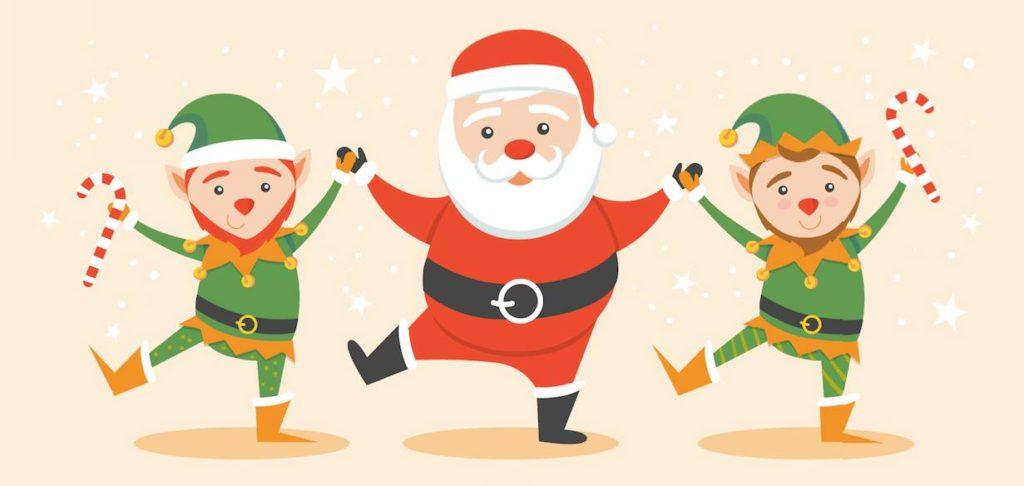 Flash Mob - Colectă de Crăciun la ERA Park Oradea