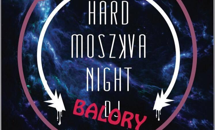 Hard Night with DJ Balory