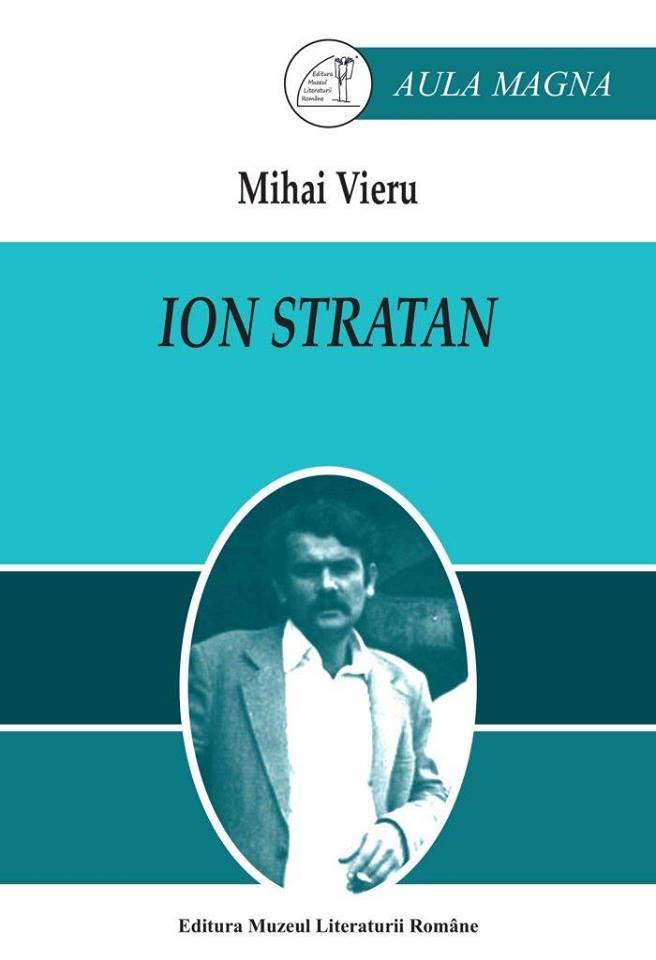 Lansare de carte - Ion Stratan de Mihai Vieru
