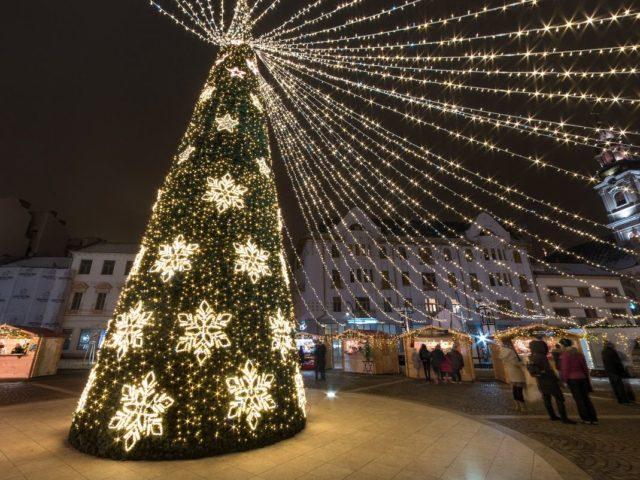 Targul De Crăciun Oradea