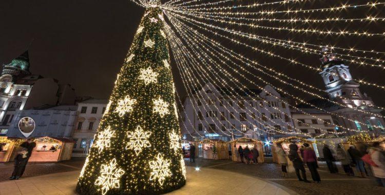 Turul virtual al Târgului de Crăciun de Csaba Papp