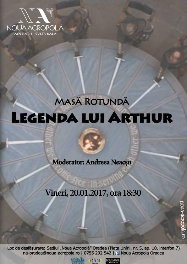 Masă rotundă: Legenda lui Arthur