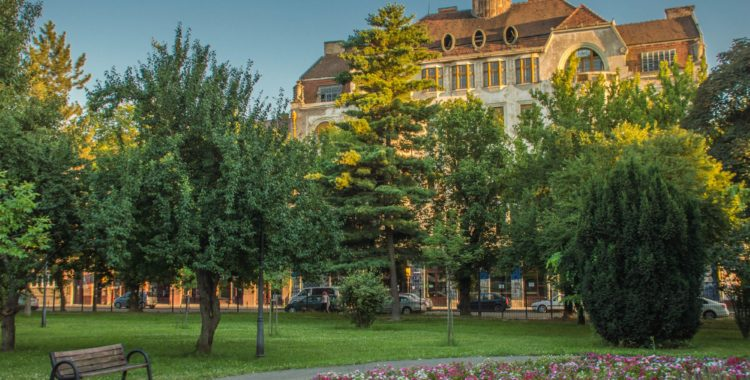 Palatul Ullmann - Ghid Local Oradea