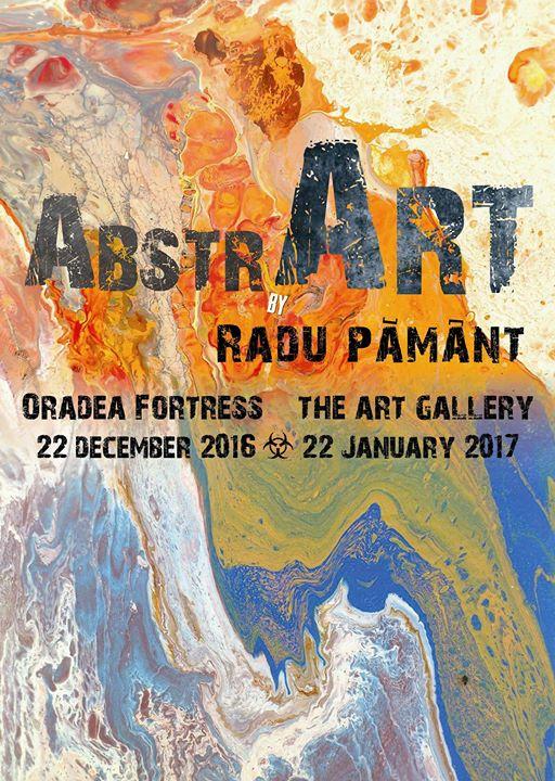 Expoziție: AbstrART de Radu Pământ