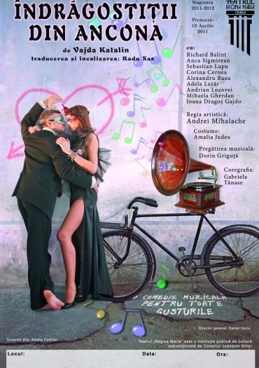 Teatru: Îndrăgostiții din Ancona