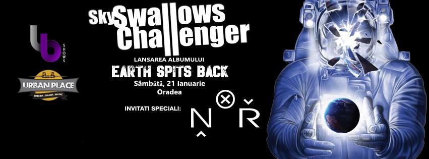 Concert: Sky Swallows Challenger & NOR