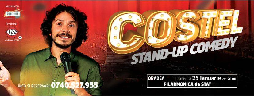 Stand-up comedy by Costel