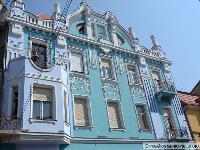 Palatul Miksa Moskovits