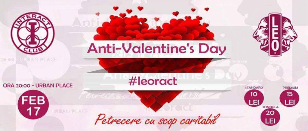 Anti Valentine's Day Party - Oradea