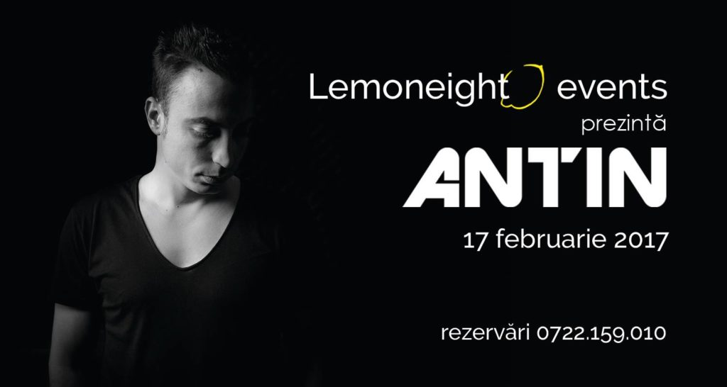 DJ Antin at Tapta Caffe - Oradea