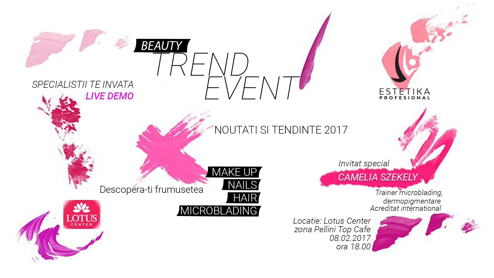 Beauty TREND by Estetika Profesional - Oradea