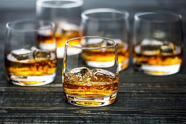 Degustare: Whisky și Bourbon - Oradea