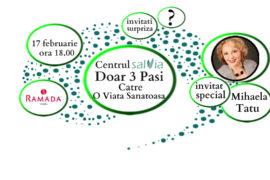 Doar 3 pași către o viață sănătoasă - Oradea