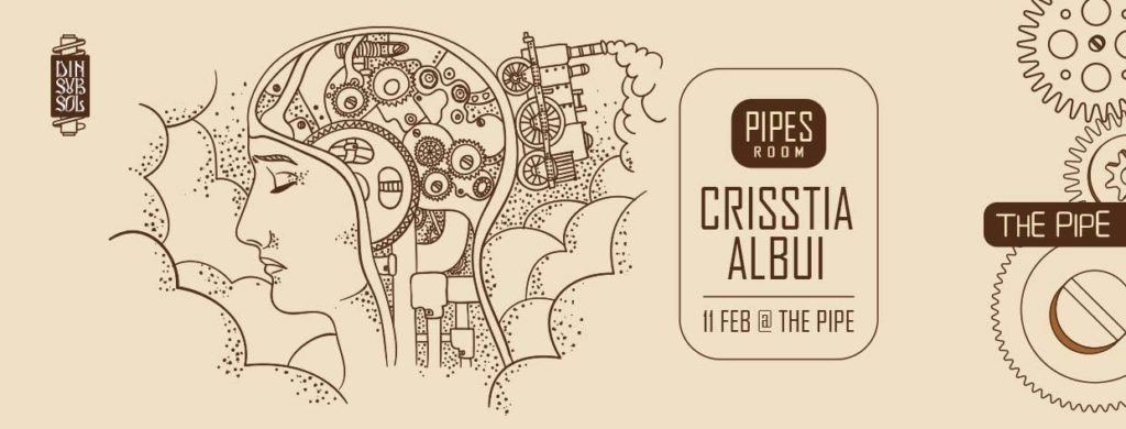 Pipes Room #7 with Crisstia & Albui - Oradea