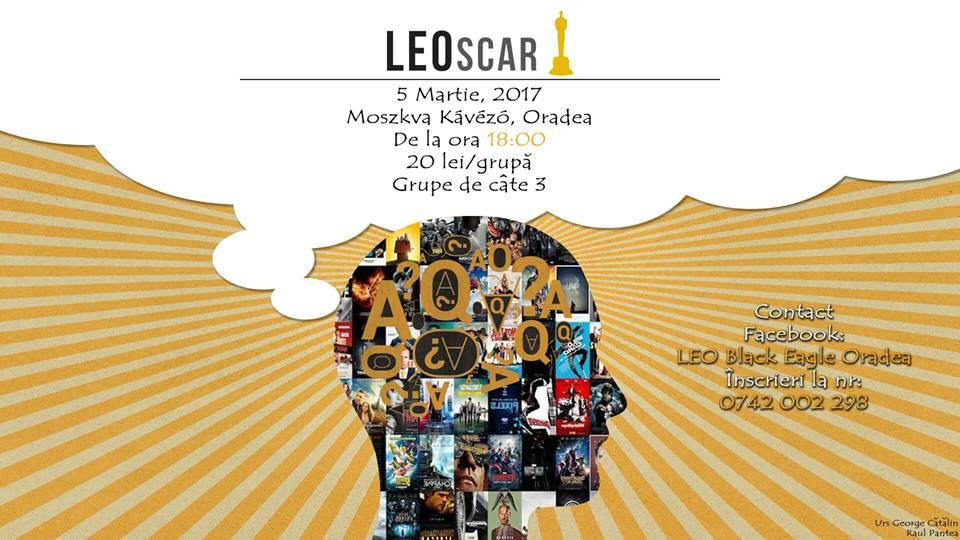 Concurs: LEOscar - Oradea