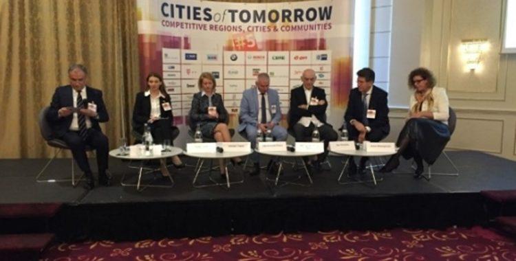 Oradea la Cities of Tomorrow - Oradea