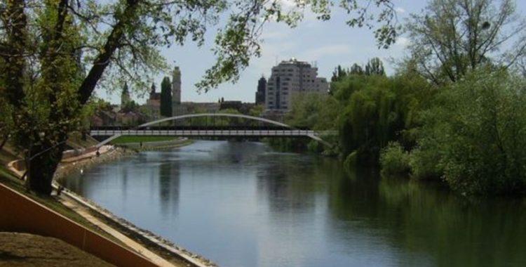 Noul Pod cu Stea destinat și traficului rutier - Oradea